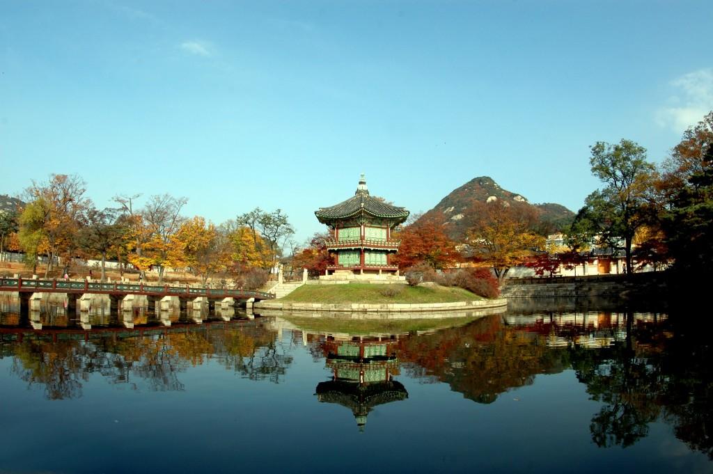 Seoul landscape