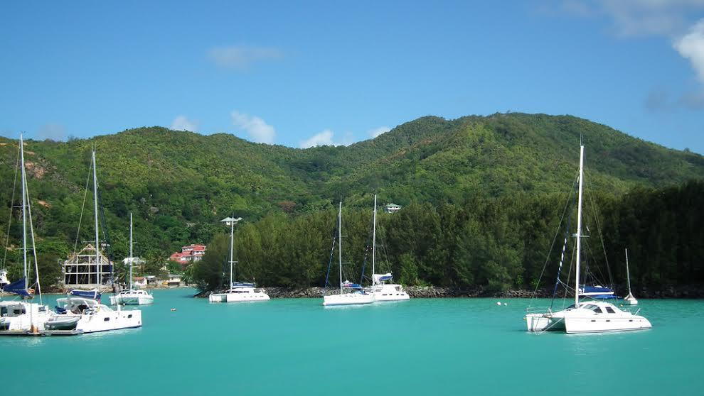 Les Seychelles en bateau, d'île en île