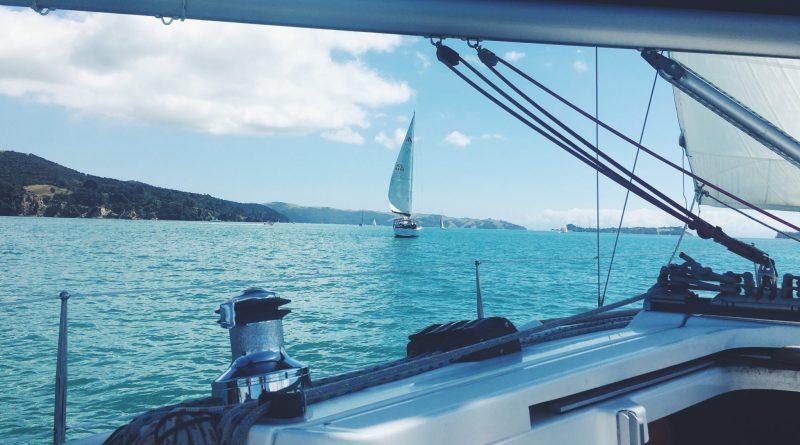voyage en bateau